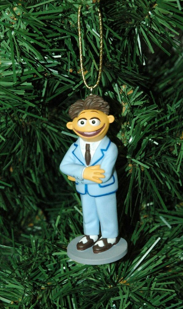 Walter Christmas Ornament From The Muppets Most Wanted ...