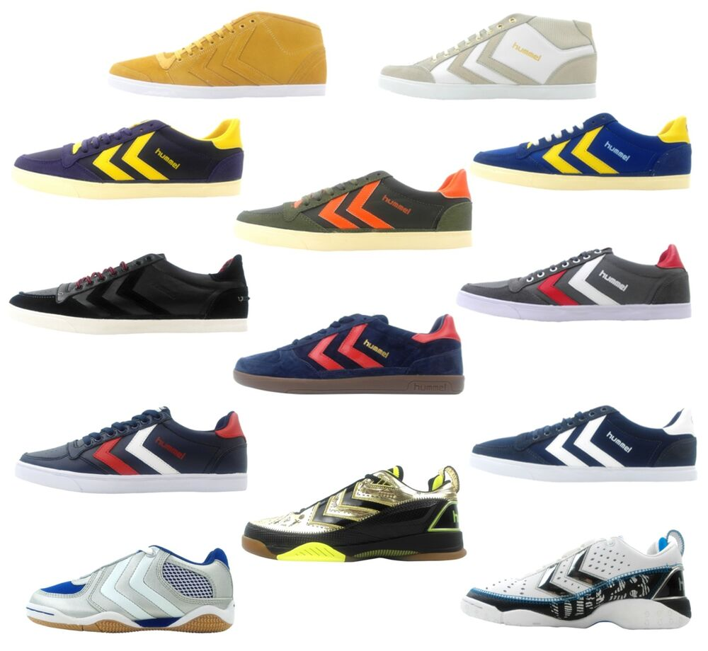 hummel schuhe sneaker turnschuhe slimmer stadil low ten star smooth victory ebay. Black Bedroom Furniture Sets. Home Design Ideas