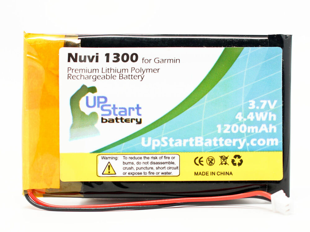 replacement battery for garmin nuvi 1390 nuvi 1390t nuvi. Black Bedroom Furniture Sets. Home Design Ideas