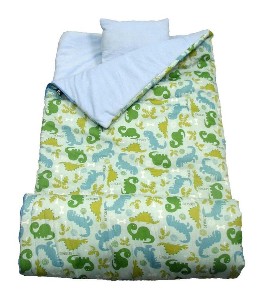 Soho Kids Collection Dinosaur Sleeping Bag Ebay