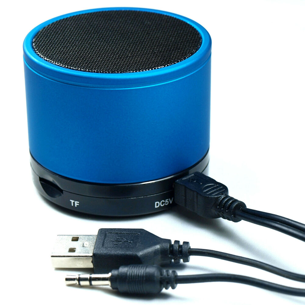 rechargeable wireless bluetooth stereo speaker mp3. Black Bedroom Furniture Sets. Home Design Ideas