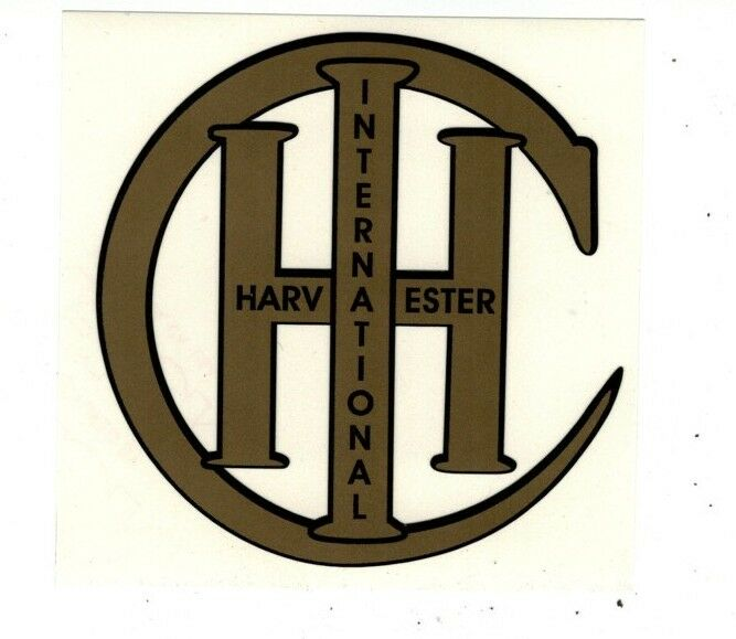International Harvester Decals And Stickers : Hp ihc international harvester mccormic deering m hit