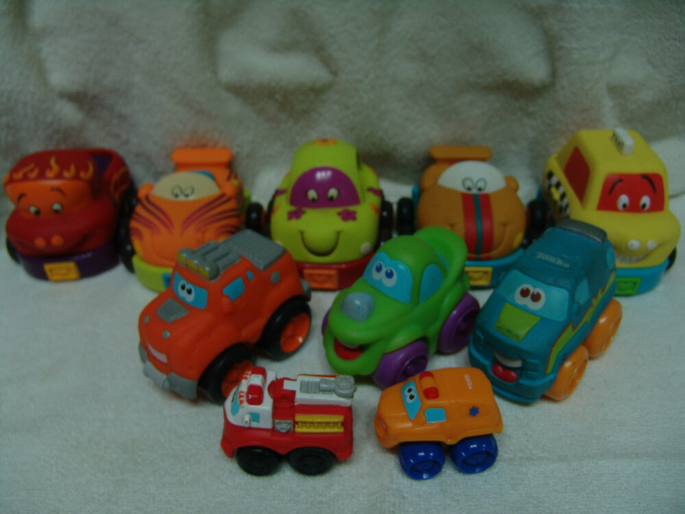 Toys For Parents : Parents battat pull back release preschool baby cars