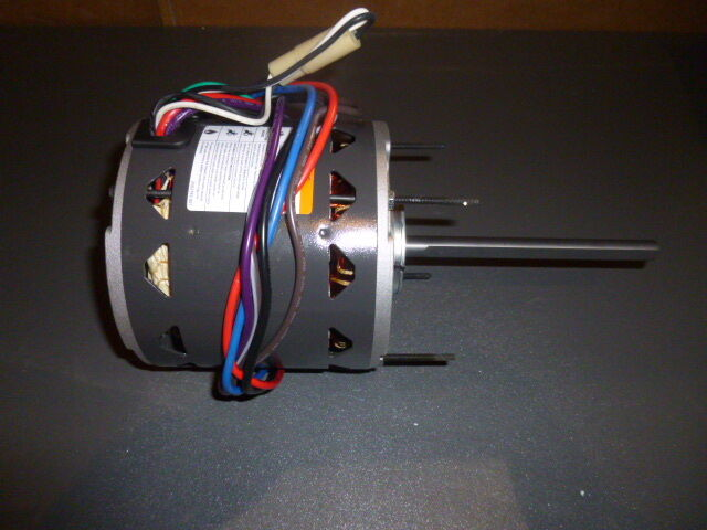 New direct drive blower motor 1 2 hp 1075 rpm 277v for 2 hp blower motor