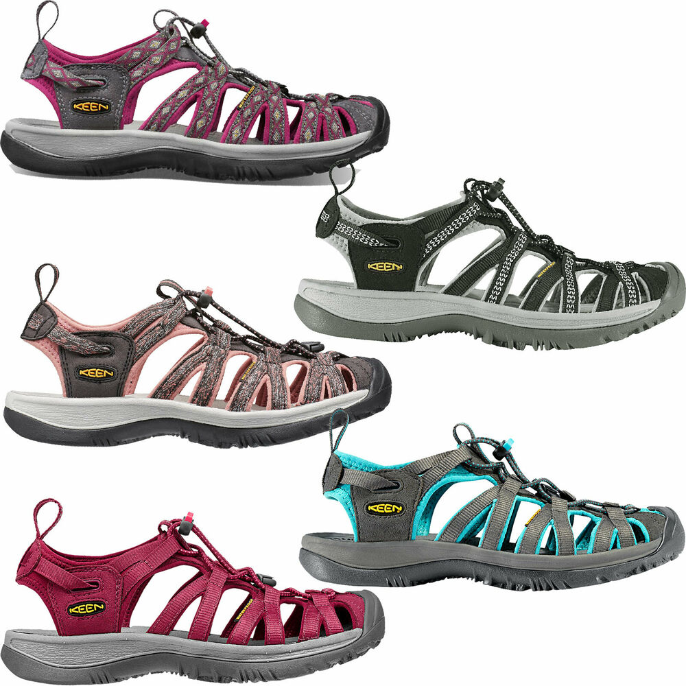 keen whisper damen sandalen trekking sandaletten trekkingschuhe outdoorsandalen ebay. Black Bedroom Furniture Sets. Home Design Ideas