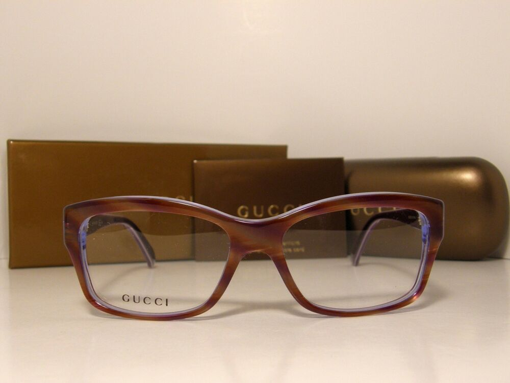 Eyeglass Frames Italian Made : New Authentic Gucci Eyeglasses GG 3205 U9I GG3205 Made In ...