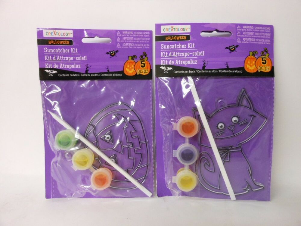 Creatology Halloween Foam Activity Kits