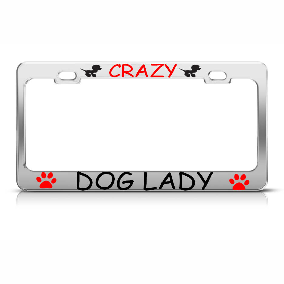 Blue Ombre Rhinestone License Plate Frame 7 Row Bling