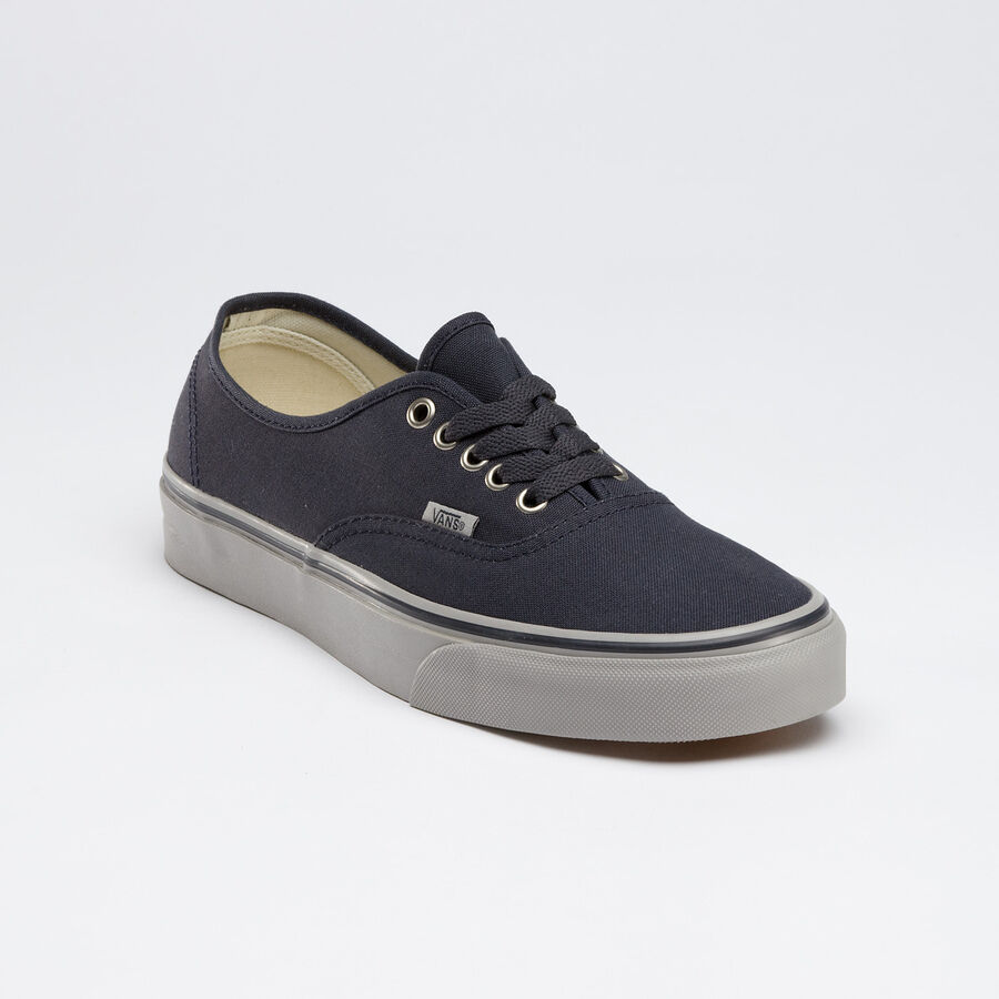 335d3a05d4 Details about NEW VANS AUTHENTIC EBONY ICE GREY SHOES 7.5 M NIB UK 6.5 EUR  40 25.5 CM