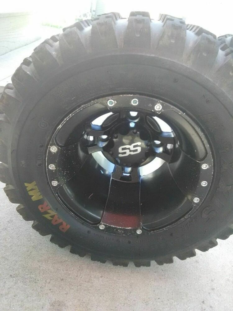 Yamaha Grizzly Wheels And Tires For Sale