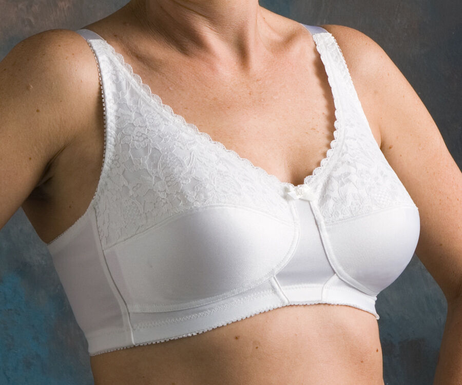 Anita Care Stella Padded Wire-Free Post Mastectomy Bra ... |Padded Bras For Mastectomy Patients