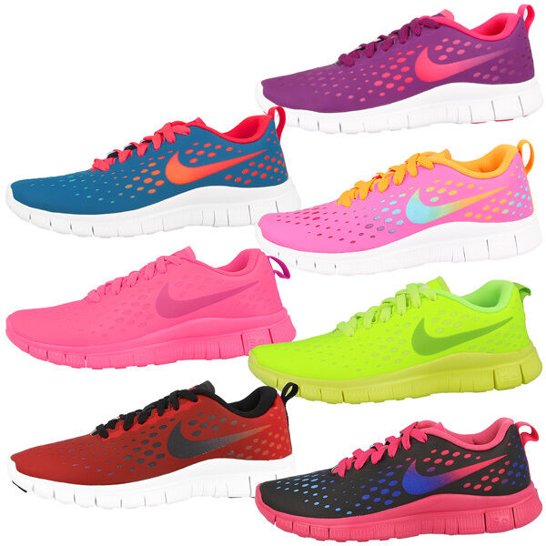 nike free express gs women schuhe laufschuhe sneaker viele farben flex run ebay. Black Bedroom Furniture Sets. Home Design Ideas