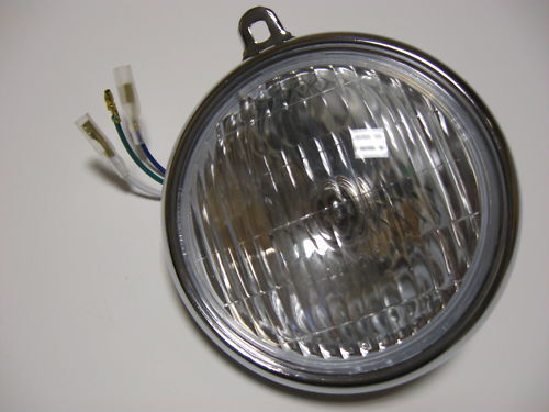 Honda Ct70 K0 Headlight Assembly Z50 Z50a K3 K4 K5 K6 76