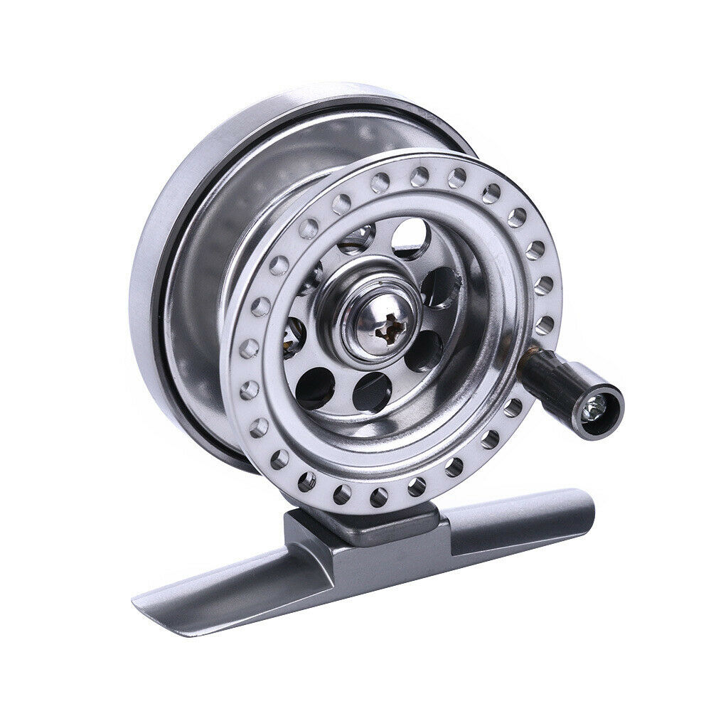 2 fly fishing reel aluminium alloy fly reel for rivers for Fly fishing reels ebay