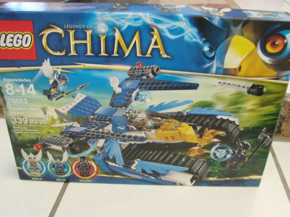 Equila Chima LEGO Legends of Chima ...