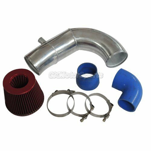 Supercharger Cold Air Intake Pipe For 87 93 Fox Body 5 0