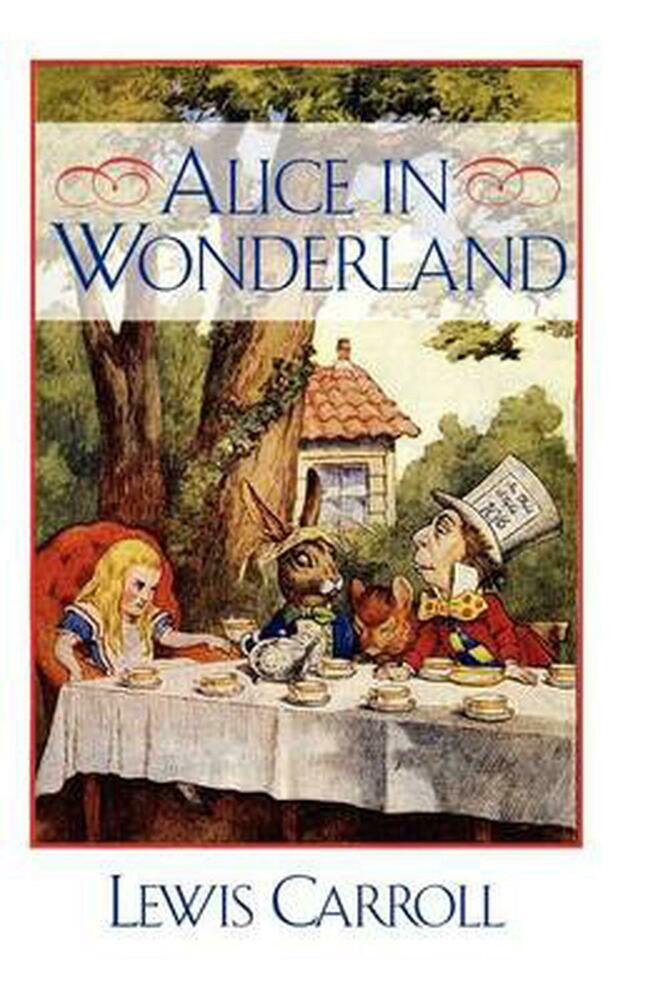 an analysis of imagery in alice in wonderland by lewis carroll Since its publication 150 years ago, alice's adventures in wonderland has kept a powerful grip on the public imagination robert douglas-fairhurst explores the origins and afterlife of lewis carroll's famous creation.