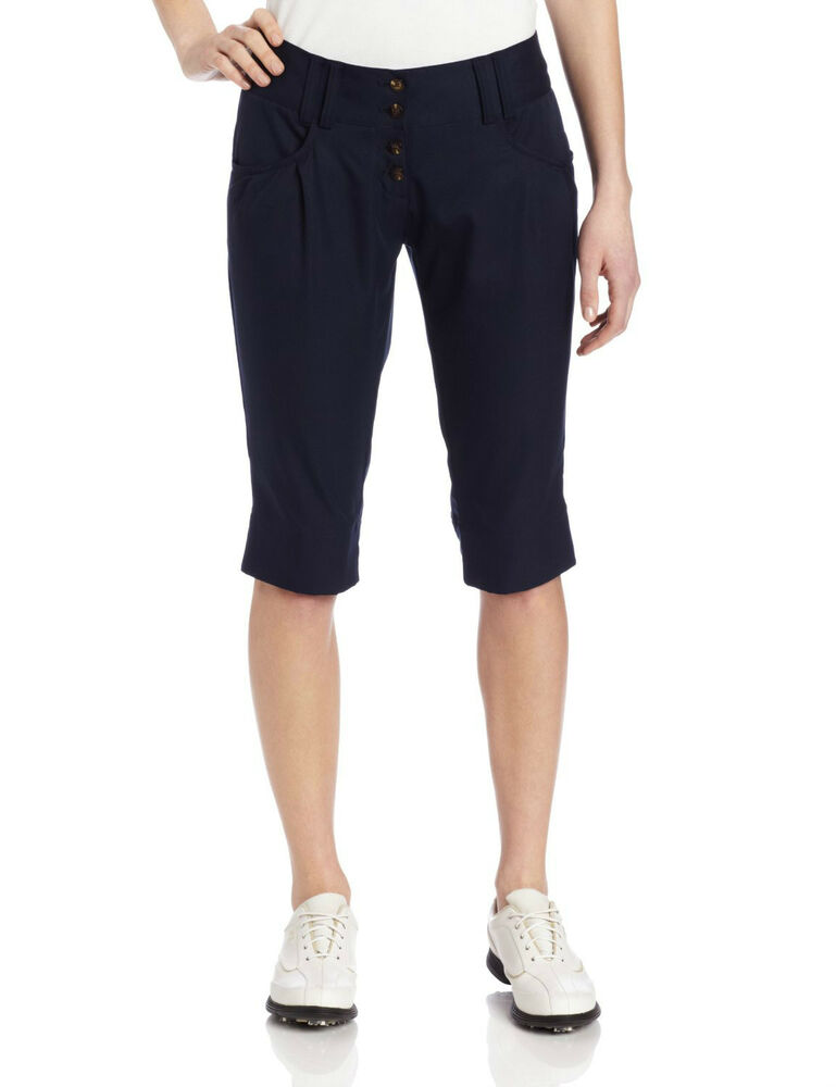 Unique Adidas Womens Advance Brocade Ankle Golf Pants ON SALE  Carl39s