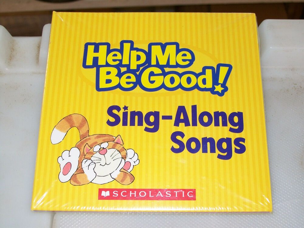 Good Sing Along Songs : help me be good sing along songs by joy berry 2006 scholastic 2 cd 39 s ebay ~ Vivirlamusica.com Haus und Dekorationen