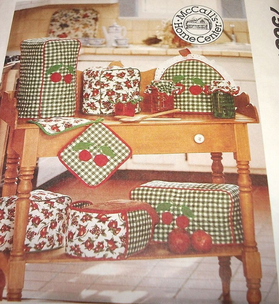 Patterns Kitchen Appliance Covers
