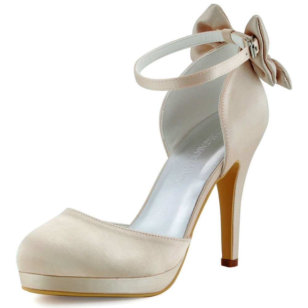 Ivory stiletto heel pumps wedding shoes for bride. ElegantPark HC Women Mary Jane Block Heel Pumps Closed Toe Lace Bridal Wedding Shoes. by ElegantPark. $ - $ $ 48 $ 55 99 Prime. FREE Shipping on eligible orders. Some sizes/colors are Prime eligible. out of 5 stars