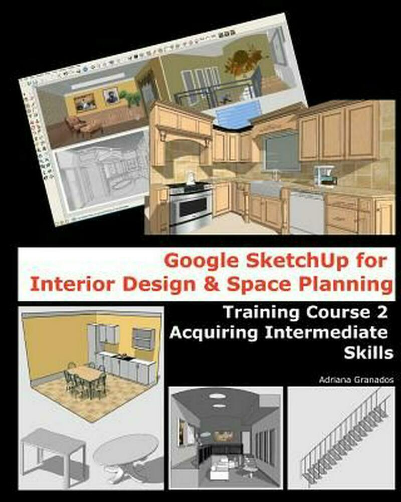 New google sketchup for interior design space planning for Outer space planning and design