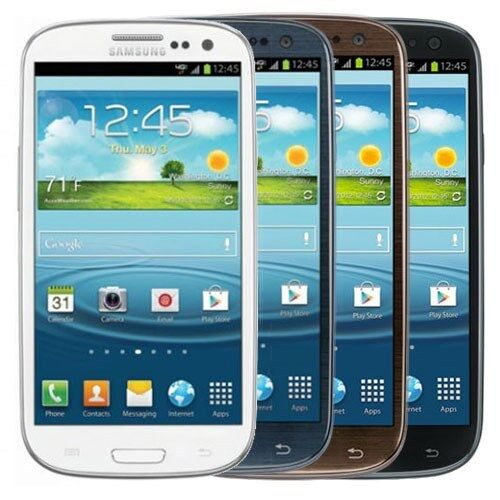 Samsung Galaxy S3 Android Smartphone with LTE