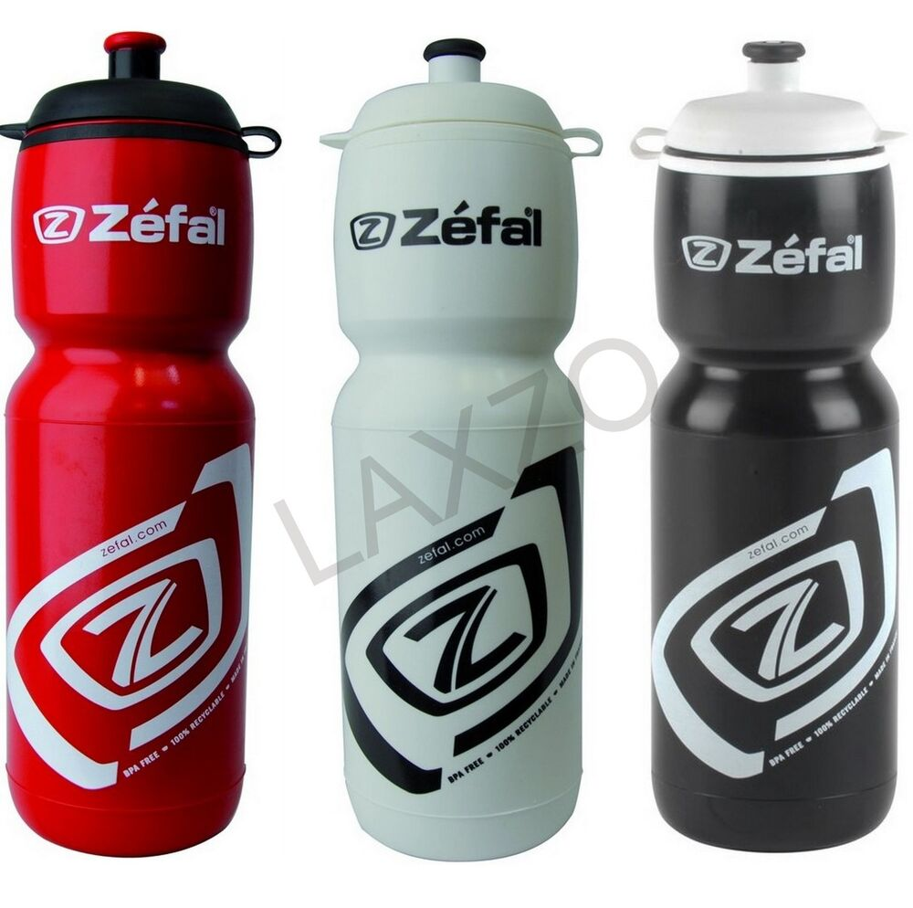 Zefal BPA FREE WATER BOTTLE FOR CYCLING SPORTS DRINKS bike ...