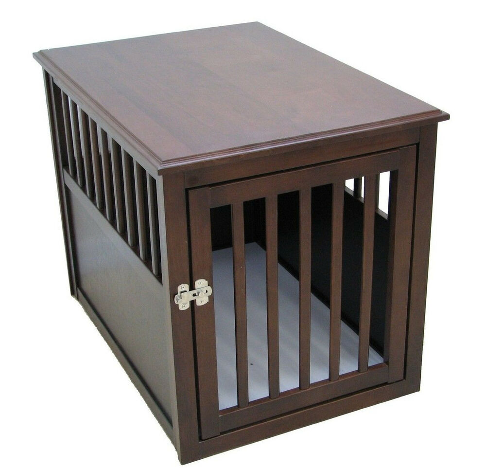 Dog crates that look like furniture 10