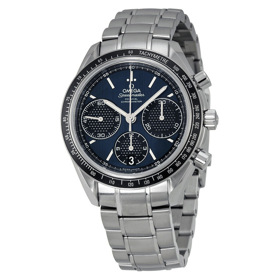 Omega speedmaster racing co axial chronograph mens watch for Axil prezzo