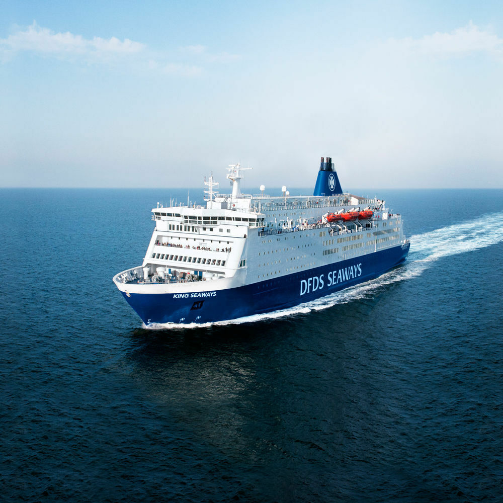 Coupon dfds