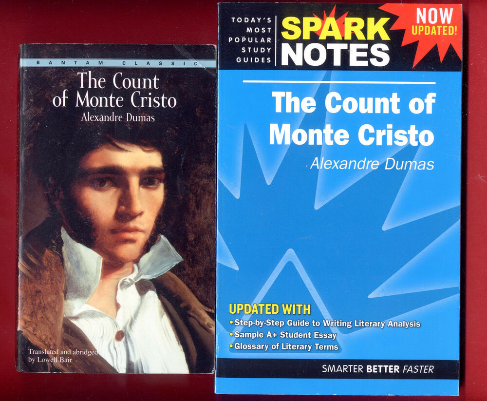 The Count of Monte Cristo Literary Analysis Essay Samples