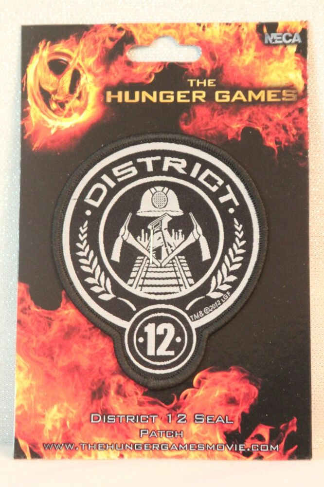 Hunger Games District 12 Sign The Hunger Games Distr...