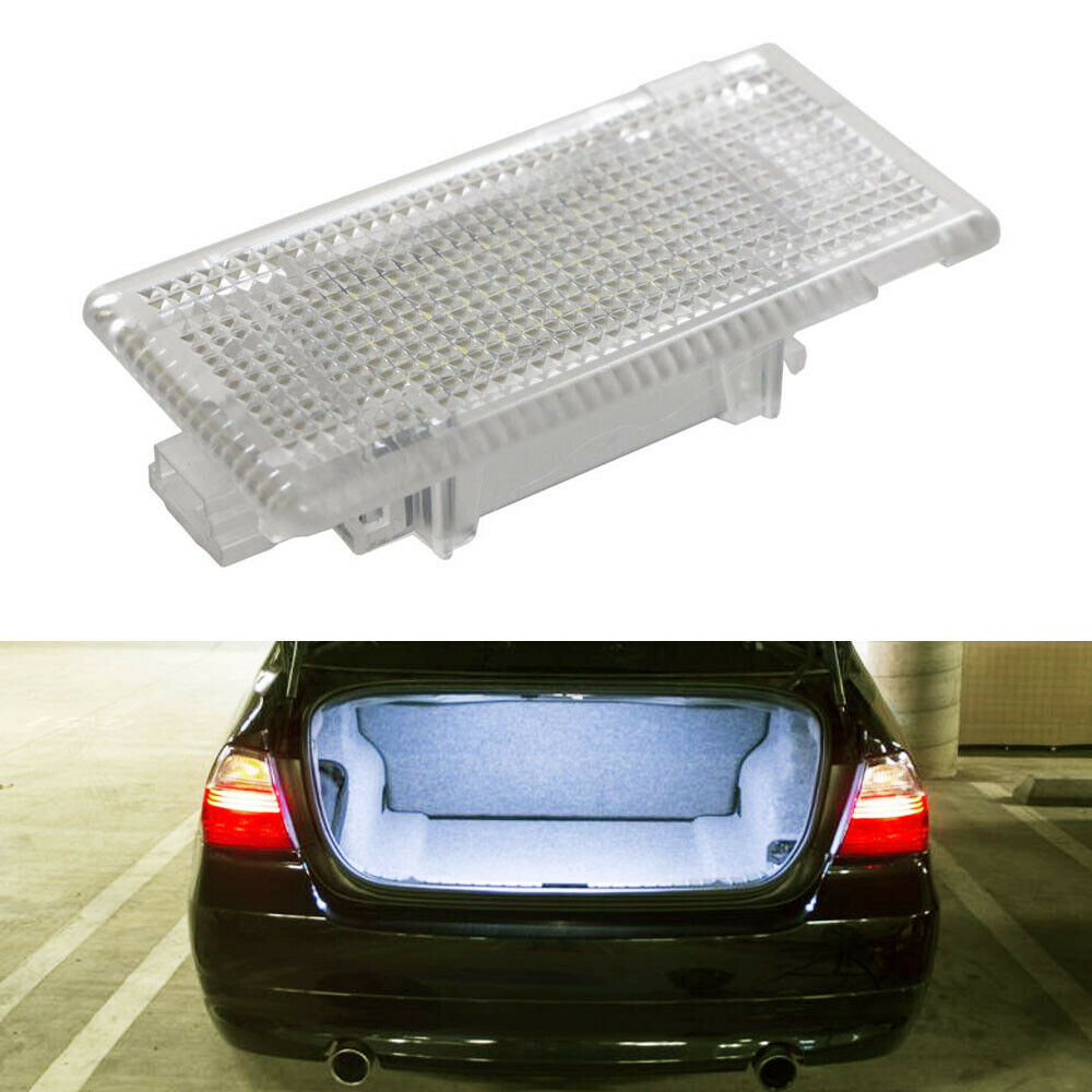 Xenon White Error Free Led Trunk Cargo Area Light For Bmw