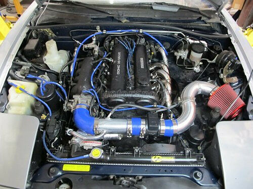 Cai Cold Air Intake Pipe Kit   Filter For 94