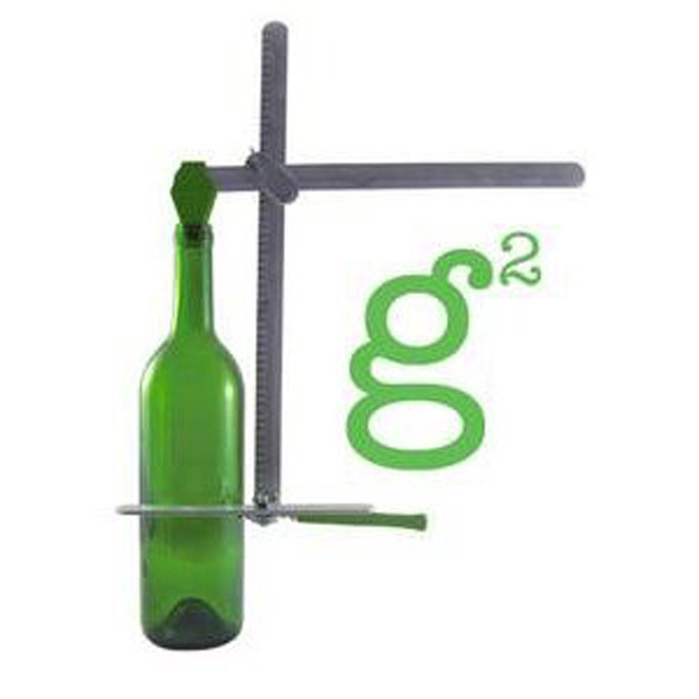 Stained Glass Supplies Generation 2 Bottle Cutter New Ebay