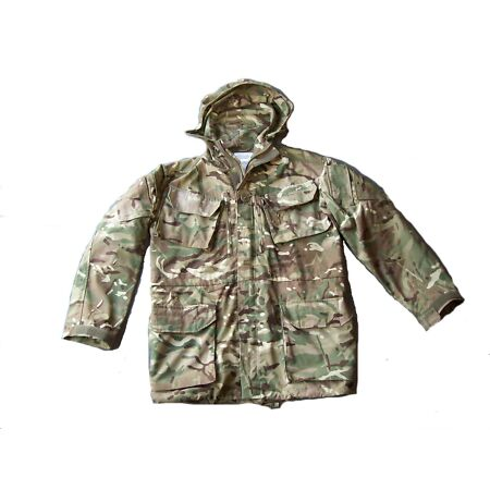 img-NEW - 2013 Latest Issue PCS Windproof Hooded MTP Combat Smock - Size 200/112
