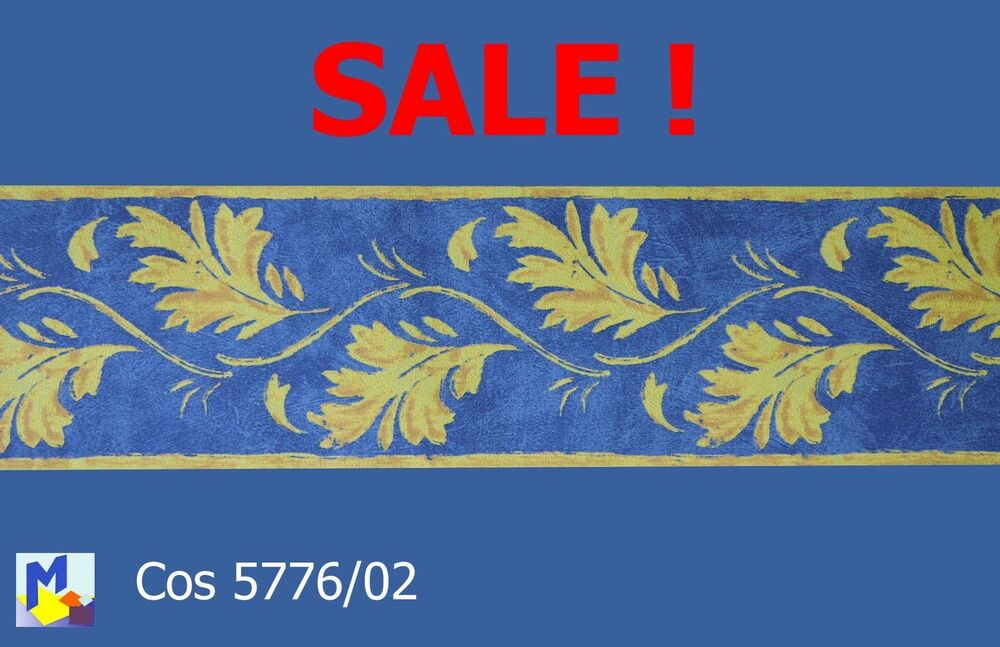SALE! Wallpaper Borders 577602 Coswig Vines 10m Border 50