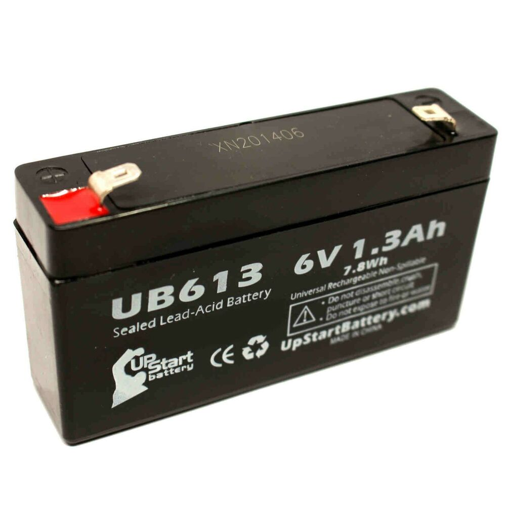 Lead Acid Battery : Quantum bantam battery ub v ah sealed lead acid sla