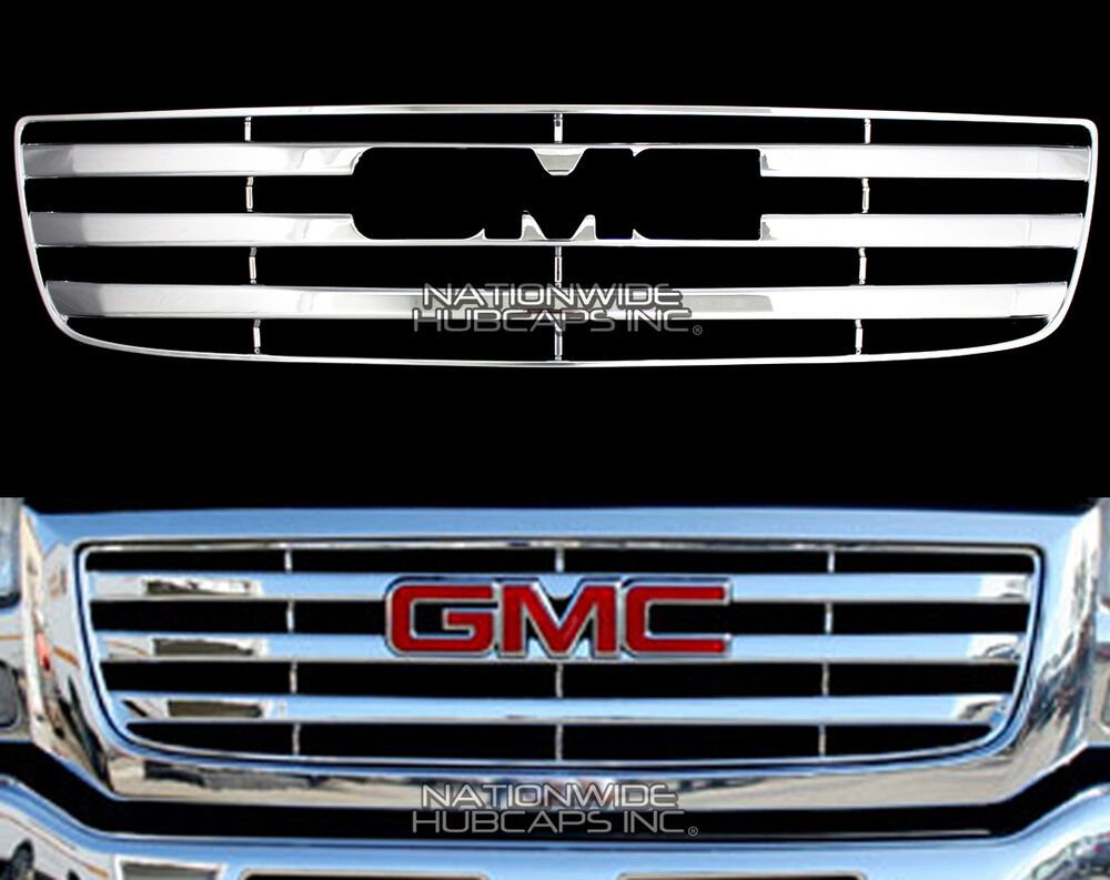 2003 2006 Gmc Sierra 1500 Chrome Snap On Grille Overlay