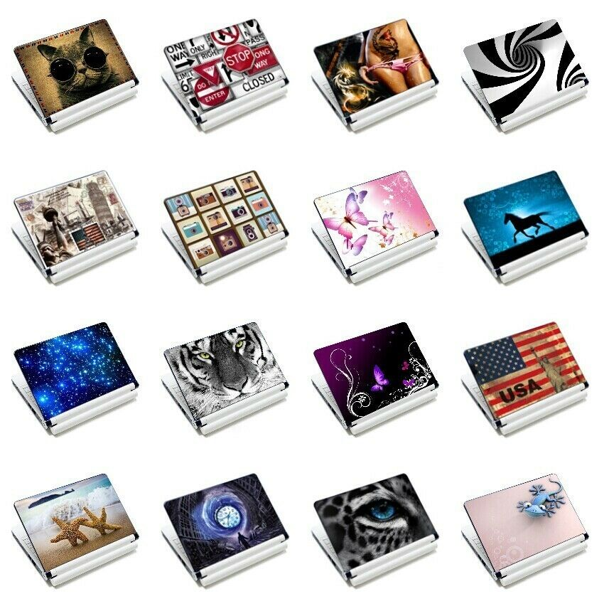 15.6 Universal Laptop Skin Cover Sticker Decal For HP Acer ...