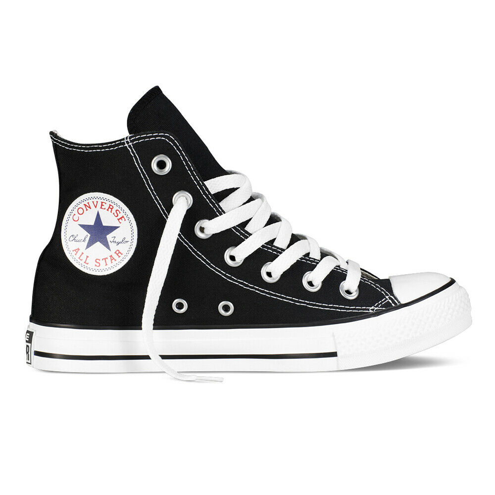 converse chuck taylor all star sneaker high black schuhe chucks schwarz neu ebay. Black Bedroom Furniture Sets. Home Design Ideas