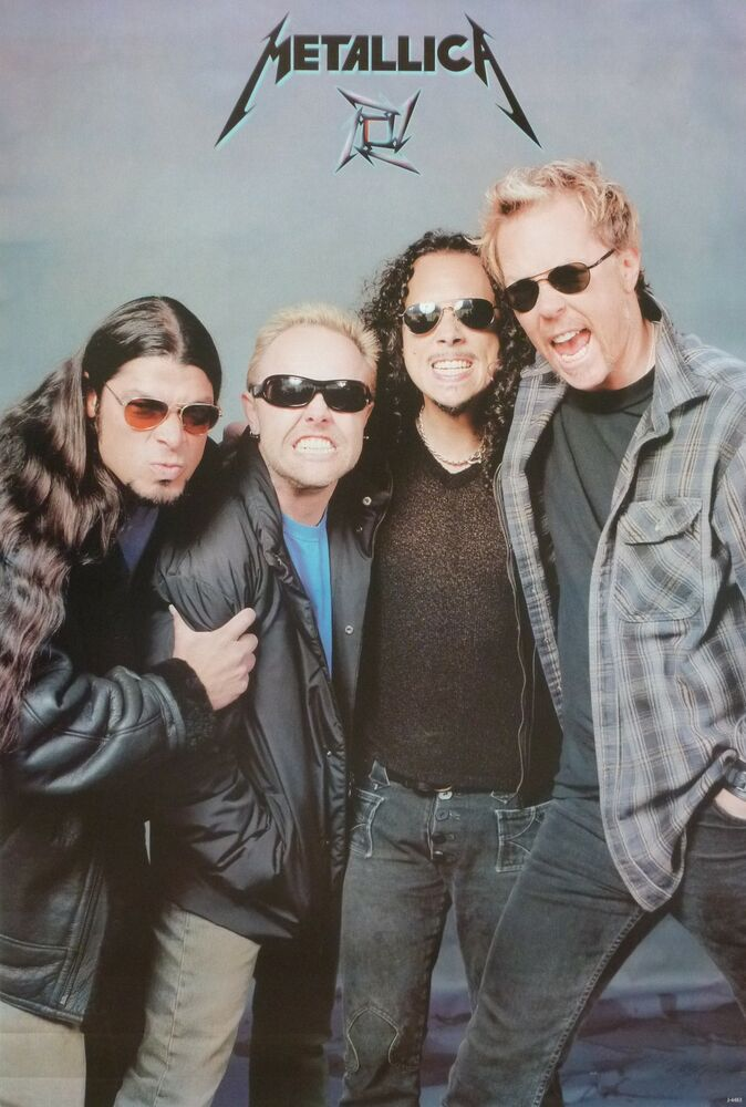 9fb1286078 Details about METALLICA