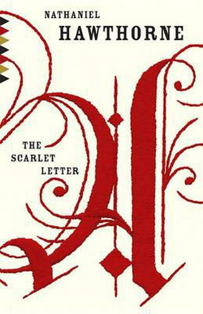 ambivalence in the novel the scarlet letter by nathaniel hawthorne Analyzes the novel `the scarlet letter,' by nathaniel hawthorne treatment of puritanism in the novel novel as an allegory of art writers as adulterers of the truth.
