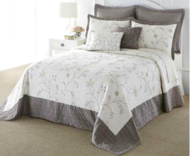 Full Home Classics Serenity Quilted Pillow Sham