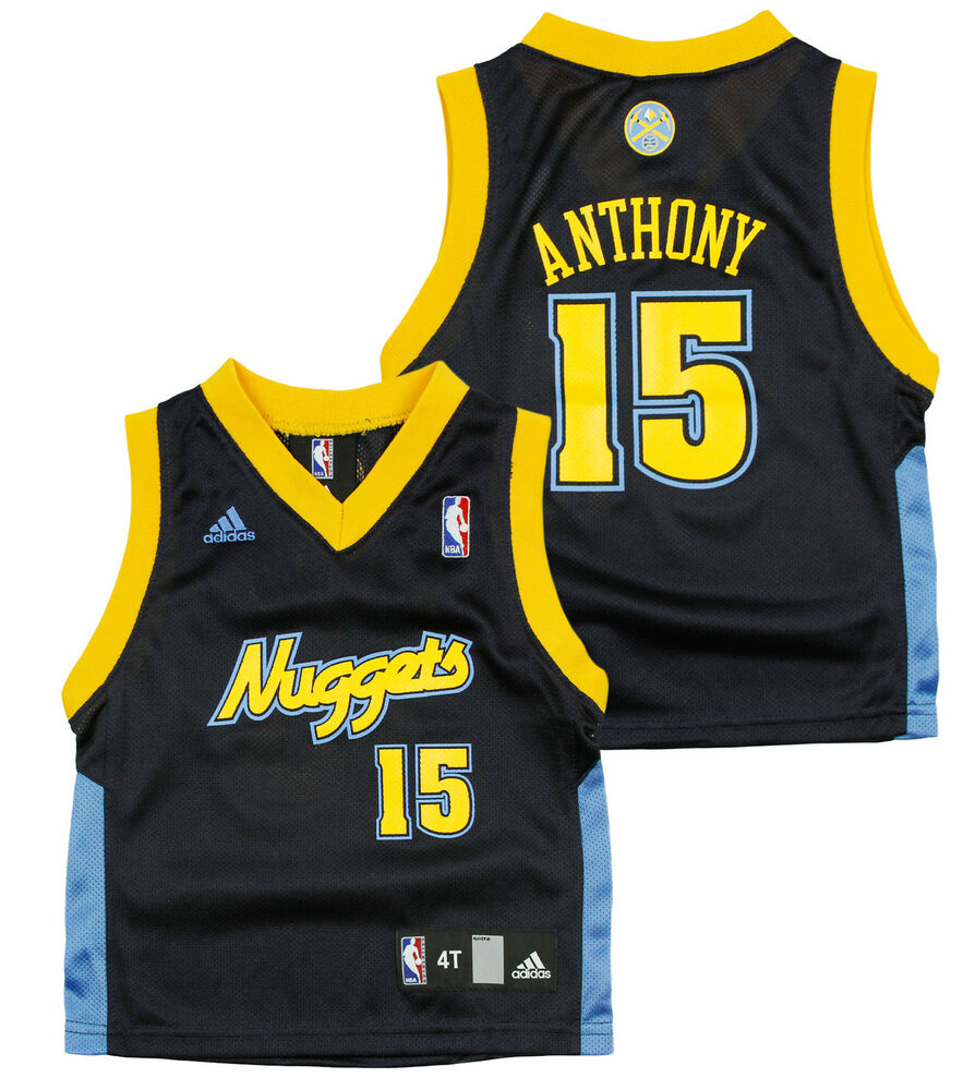 Adidas NBA Toddlers Denver Nuggets Carmelo Anthony # 15