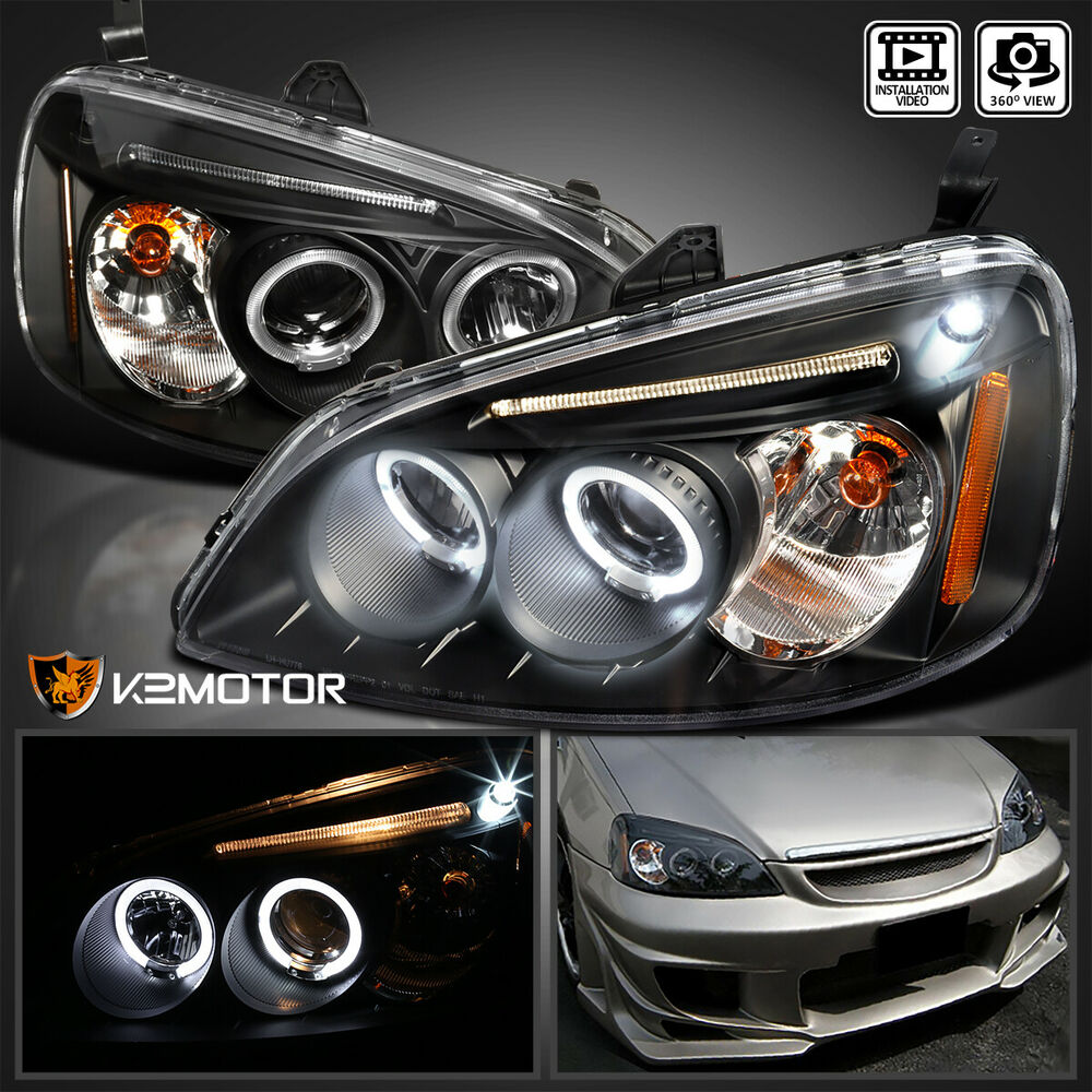 best projector headlights honda civic. Black Bedroom Furniture Sets. Home Design Ideas