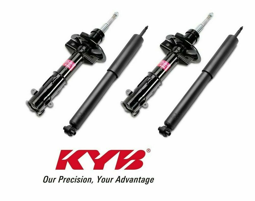 Struts For 2005 Nissan Altima KYB Excel-G GR-2 Front & Rear Struts Shocks for 2004-2008 ...