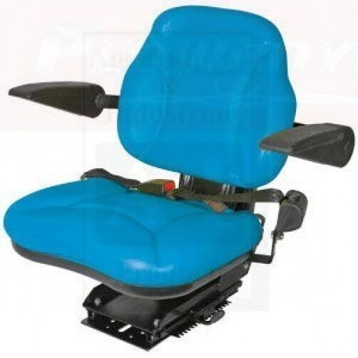 Ford Tractor Seats : Big boy seat blue for ford tractor