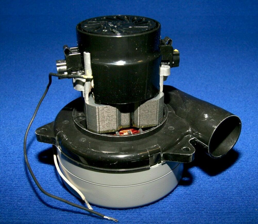 how to fix vacuum motor